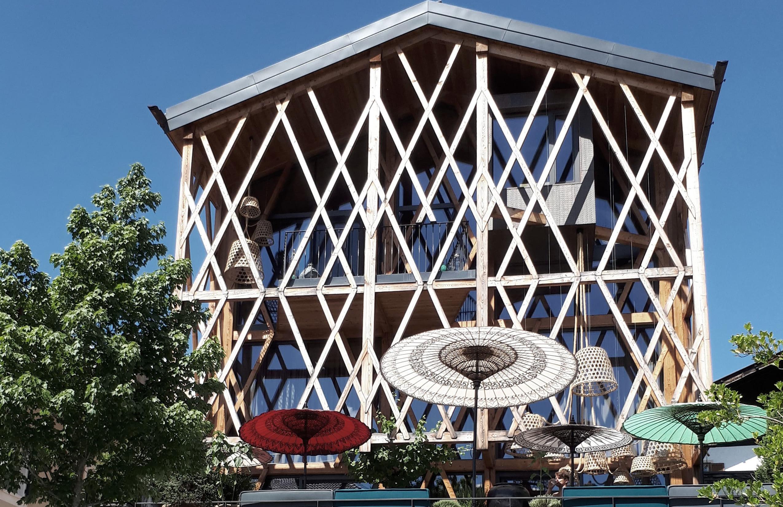 Messnerhaus Suite